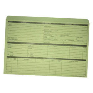 Personnel Wallet Green
