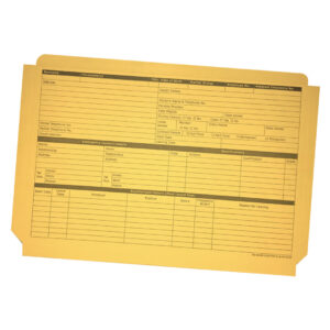 Expanding Personnel Wallet Yellow